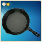 Ijzer die Cookware Sikllet in Grootte Vourise gieten