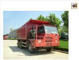 Carro de vaciado Explotación-Usado 60t de Sinotruk Hova 6X4 336HP 60t-80t