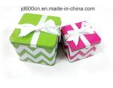 Коробка конфеты олова металла для упаковывать подарка венчания