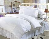 2017 Heet Katoenen van 100% Beddegoed Van uitstekende kwaliteit die voor Huis/Hotel wordt geplaatst