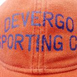 Chapéu de basebol alaranjado do teste padrão fantástico por atacado do projeto (LW006-E)