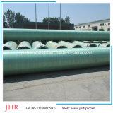 Tubo di consegna dell'acqua del silicone di FRP 4 pollici o prezzo del tubo di rinforzo grande plastica