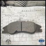 Almofadas de freio D1074 do Semi-Metal da fábrica das almofadas de freio de China para o carro de KIA