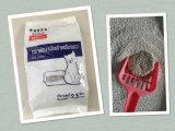 고양이 배설용상자의 제조자 또는 고양이는 2kg 포장으로 모래로 덮는다