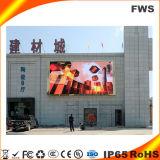 La définition élevée extérieure l'écran d'Afficheur LED du Module P8 de moulage mécanique sous pression