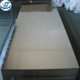 Strato laminato a caldo 4mm dell'acciaio inossidabile di marca di Baosteel a strati