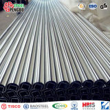 Tubulação de aço inoxidável decorativa flexível de AISI 201