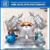 中国回転式ねじ空気圧縮機