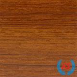 Papier en bois d'Impregnatde de mélamine de modèle des graines de teck pour des meubles