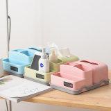 Plástico multiuso creativo portátil de cuadros de bombeo Casa Sala Comedor Baño pequeña caja de almacenamiento