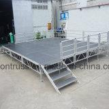 Qualitäts-justierbares Aluminiumstadium