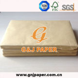 24.5*34.5cm fettdichtes Sulfit-Papier im Blatt für die Nahrungsmittelverpackung