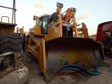 Escavadora original usada da esteira rolante do gato D8r de Japão para a venda