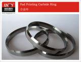 Anello di ceramica di Zirconia della tazza dell'inchiostro da stampa del rilievo del tungsteno del carburo per la stampatrice di Tampo