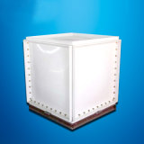 Tanque de água reforçado vidro combinado reunião de SMC