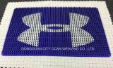 Haut de silicone de dessin de l'impression Logo de la marque de vêtements de transfert de chaleur