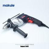 1020W Makute穴あけ工具が付いている電気手のツールの影響のドリル
