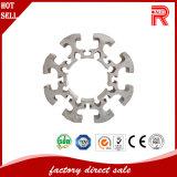 Aluminium-/Aluminiumstrangpresßling-Profile für Textilmaschinerie