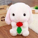L'animale farcito della peluche di Rbbit sveglia più calda gioca il regalo per la ragazza del bambino del bambino