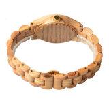 Nuove vigilanze di legno unisex del bambù della vigilanza di Relojes