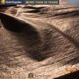 Nylonknicken-Gewebe-Goldstempelngewebe des taft-210d für unten Umhüllungen