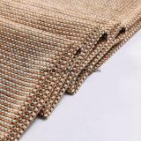 シュニールヤーンの染料のソファーのためのジャカードによって編まれる家具製造販売業ファブリック