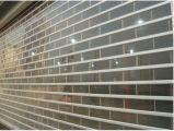 Cilindro transparente de policarbonato tampa do obturador