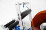Semi автоматическая слипчивая машина для прикрепления этикеток круглой бутылки вина стикера