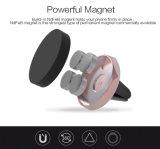 工場価格の自在継手360度小型磁気車のエア・ベントの台紙の携帯電話のホールダー
