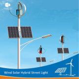 Straßen-Park-Beleuchtung des photo-voltaische Zellen-vertikaler Wind-Solarmischling-LED