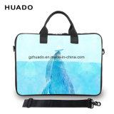 15.6 13.3 17.3 sacoches pour ordinateur portable de toile de personnalisation pour MacBook/HP/Acer/Lenovo