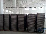 Противостатический поднятый HPL/PVC пол доступа