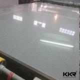 Pedra artificial de quartzo de Carrara do mármore da textura de Kkr para a bancada da cozinha