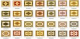 Azulejos de la alfombra del suelo de Foshan en las existencias (BDJ60173-4)