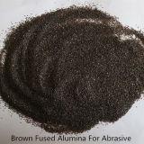 Les matériaux de polissage Grade un brun de l'alumine fondue pour abrasifs