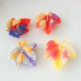 Blumen-Form-Fertigkeit-Form bildete Kerzen für Badezimmer-Dekoration