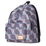 ティーネージャーの女の子の学校はDaypacksの偶然の方法幾何学的なランドセルをBackpacks