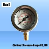 40mm de Corrosiebestendige Maat van de Druk van het Roestvrij staal