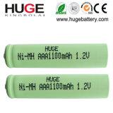 batterie de 1.2V D.C.A. 1100mAh Ni-MH