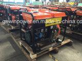 Residencial portátil compacto Generador Diesel insonorizado motor refrigerado por aire