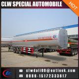 Коррозионная жидкость танкер Полуприцепе погрузчика, 3 оси Полуприцепе автоцистерны для коррозионная жидкость доставки