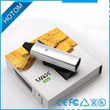 E 담배 Vax 소형 건조한 나물 기화기 Aacept 도매 OEM