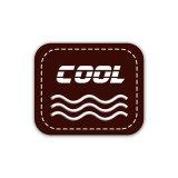 Настраиваемый логотип торговой маркой силиконового каучука этикетки этикетки из ПВХ