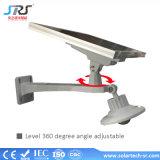 Exterior de 30W Semi-Integrated Sensor de movimiento de energía solar Calle luz LED