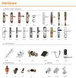 現代デザイン中鋼鉄ドアのコンバインの木製のパネルカスタマイズされるのために