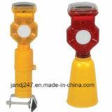 Высокая батарея мигателя видимости - приведенный в действие предупреждающий светофор в Гуанчжоу