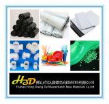 Colore di bianco dei granelli del grado della pellicola dell'HDPE di Masterbatch del riempitore