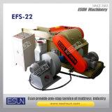 機械を押しつぶすEfs-22泡