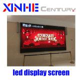 La publicité de l'écran couleur P4 HD plein écran à affichage LED Intérieur