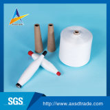 Hilo para obras de punto del poliester de papel del cono de la alta calidad para el hilado de la tela